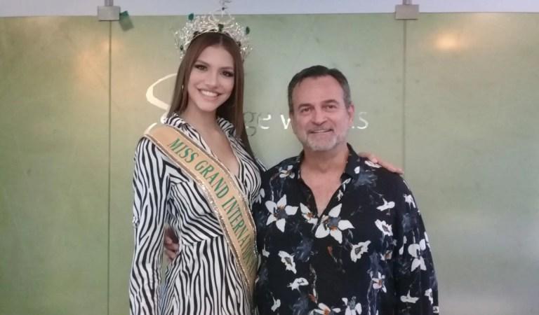 Miss Grand Venezuela: El primer encuentro con la prensa dejó grandes noticias