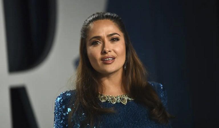 House of Gucci: Salma Hayek se une al elenco de la biopic