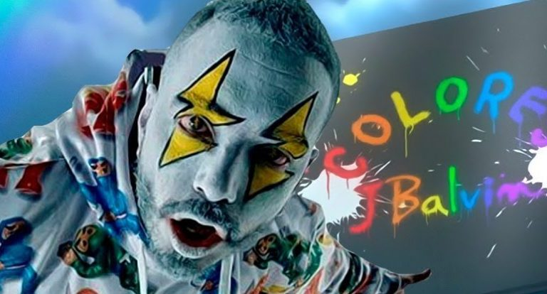 """J Balvin mata dos pájaros de un solo tiro: Estrenó su álbum """"Colores"""" y el videoclip de """"Amarillo"""""""