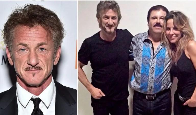 El deseo de Sean Penn a Kate del Castillo que incluye al coronavirus