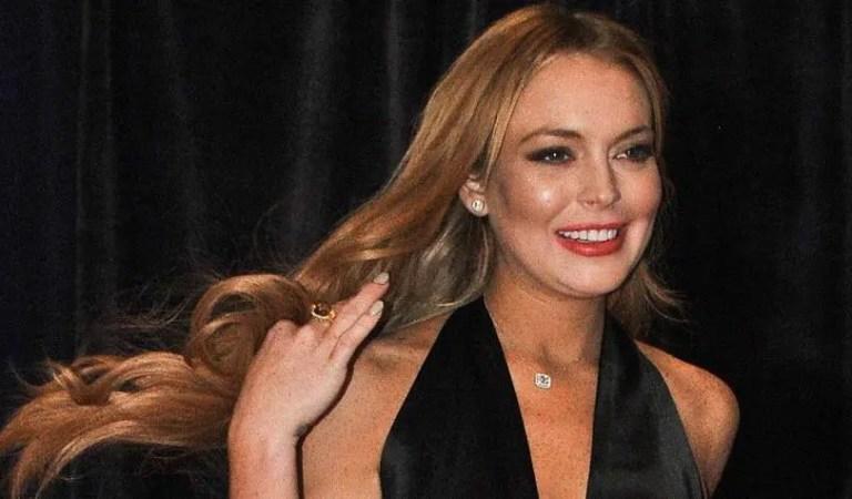 ¡¿Cuántos?! Lindsay Lohan reveló la EXTENSA lista de hombres con los que se ha acostado 😲🔥
