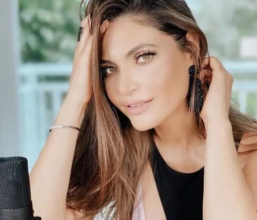 Chiquinquirá Delgado está lista para la octava temporada de Mira Quién Baila 🎙💃🏻