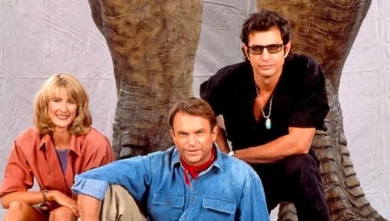 El reparto original de Jurassic Park reaparecerá en Jurassic World: Dominion