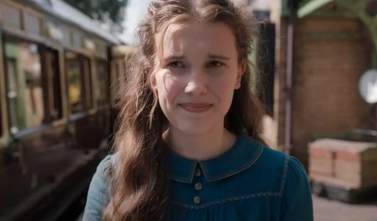 Netflix reveló el primer tráiler de Enola Holmes [VIDEO]