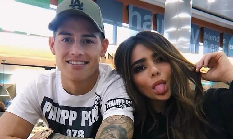 Hermana de James Rodriguez mostró los estragos que ha causado el trastorno alimenticio en su cuerpo