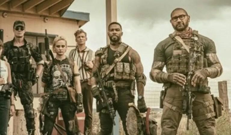 Entertaiment Weekly revela primeras fotos de «Army of the Dead», lo más nuevo de Zack Snyder