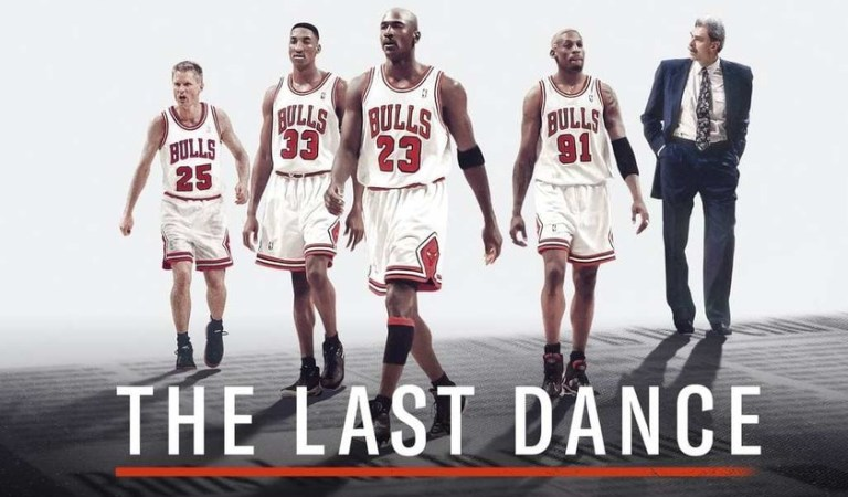 «The Last Dance» de Michael Jordan ya ganó un premio Emmy 🏆🏀