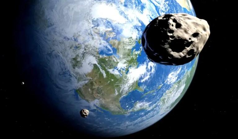 Un asteroide podría impactar contra la tierra a comienzos de noviembre 🌎☄️