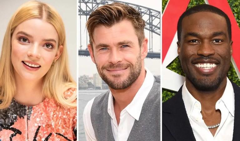 Anya Taylor-Joy, Chris Hemsworth y Yahya Abdul-Mateen II confirmados para el spin-off de Mad Max