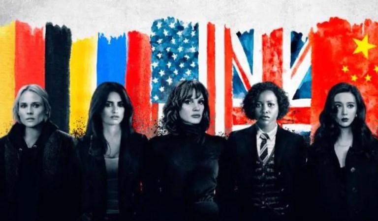 The 355: Una película de super espías mujeres que vale la pena ver [VIDEO]