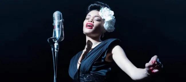 Vanity Fair revela e «The United States Vs Billie Holiday», una película que seguro sonará en los Óscar