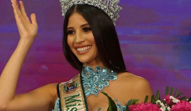 Venezolana Stephany Zreik se convirtió en Miss Earth Air 2020 🇻🇪👑