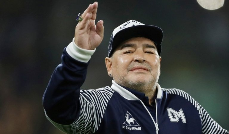 El día que Anonymous reveló un bochornoso secreto de Maradona