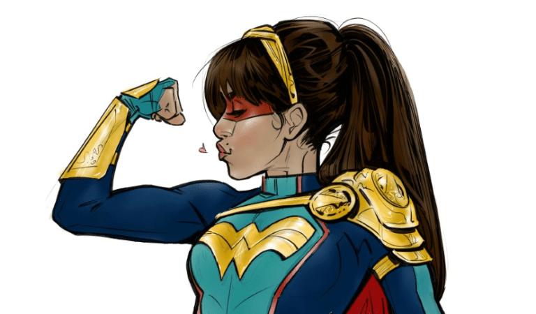 CW prepara una serie sobre una superheroína latina
