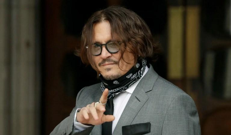 Johnny Depp ataca la cultura de la cancelación y advierte que nadie está a salvo