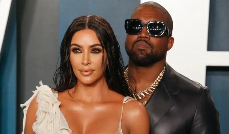 Kanye West respondió a la solicitud de divorcio de Kim Kardashian 💵📝