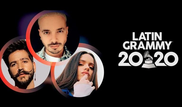 «La música nos humaniza»: Estos fueron los galardonados de los Latin Grammy 2020 🏆👏