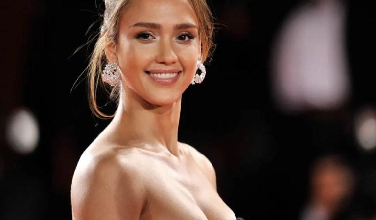 Jessica Alba reveló que necesita un 'descanso' de su familia ✈️🏝