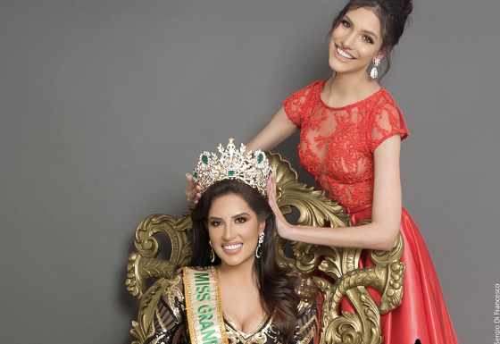 Conoce a Eliana Roa, Miss Grand Venezuela 2020 👑 🇻🇪