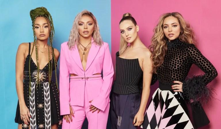 Otra de las integrantes de Little Mix anunció su embarazo