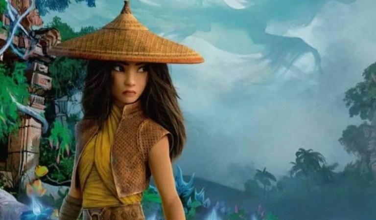«Raya y el último dragón» se estrenará simultáneamente en cines y Disney+