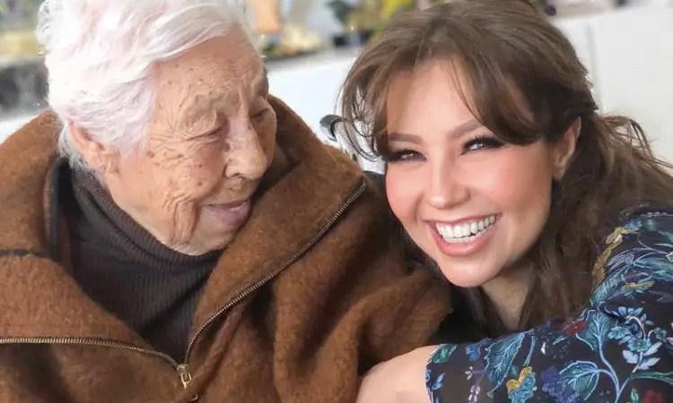 Clausuran asilo donde estaba la abuela de Thalía tras polémica con Laura Zapata