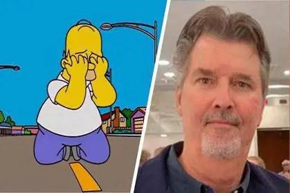 Falleció el guionista de «Los Simpsons», David Richardson