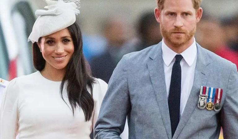 Meghan Markle y el príncipe Harry están siendo acusados de beneficiarse por sus títulos reales 🤔👑