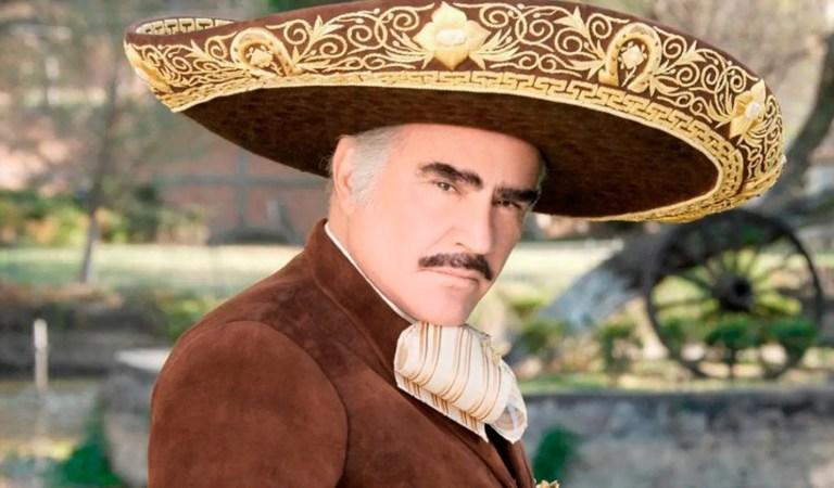 Luego de las acusaciones: Vicente Fernández Jr. sale en defensa de su papá 💪😌