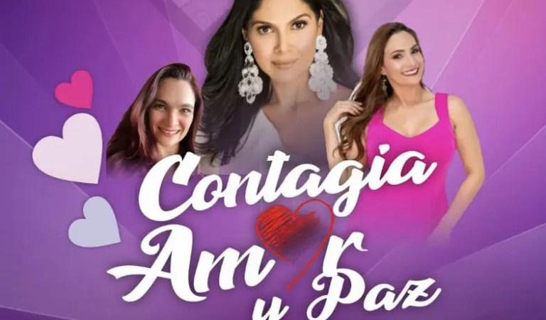 """#HazViralElAmor ❤️✨ Artistas venezolanos crean campaña para """"contagiar el amor"""""""