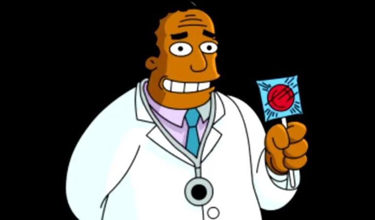 Los Simpson: Por primera vez en la historia de la serie al Dr. Hibbert lo doblará un actor negro
