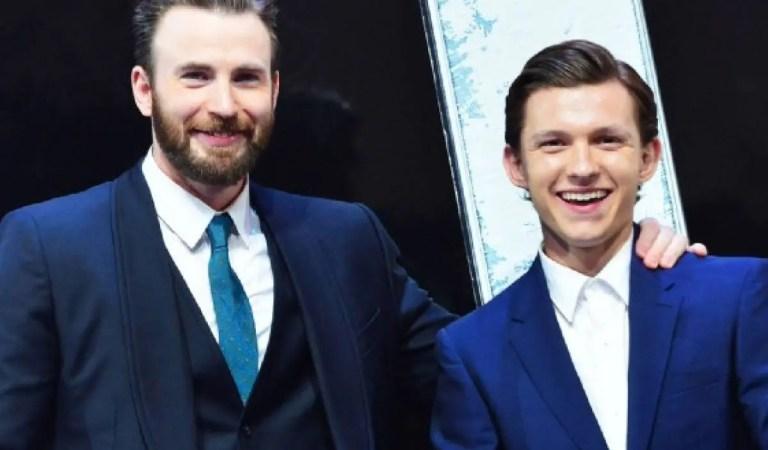 Tom Holland y Chris Evans ahora son villanos para los hermanos Russo