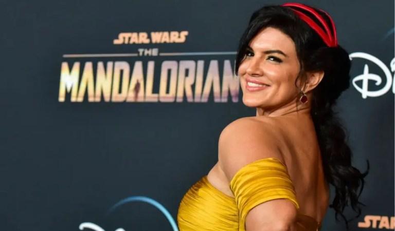 Tras su despido de la serie «The Mandalorian», Gina Carano encontró un nuevo trabajo