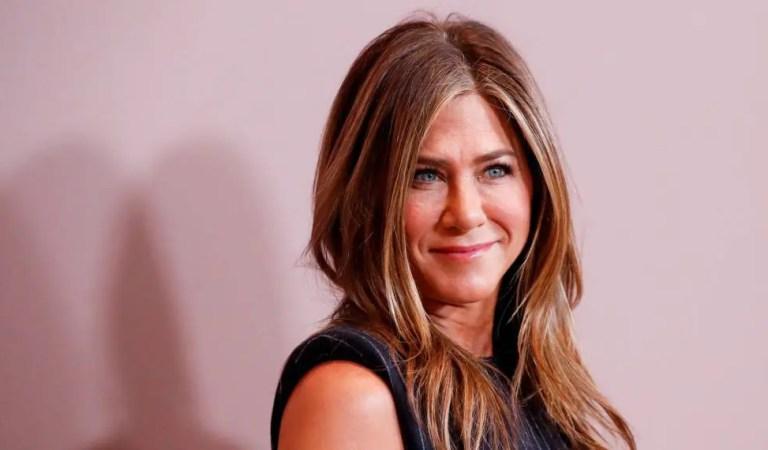 «Él es guapo y sensato»: Jennifer Aniston podría tener novio 🥰😍