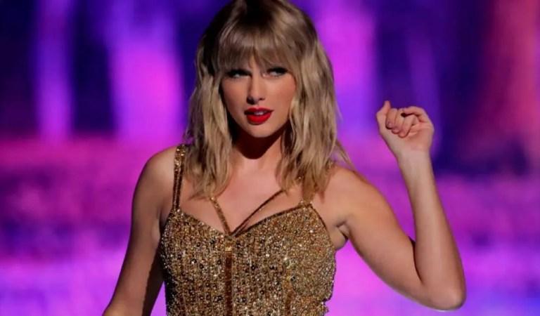 ¡Hay música pa' rato! Taylor Swift reveló que grabó dos álbumes al mismo tiempo 🤩🎶