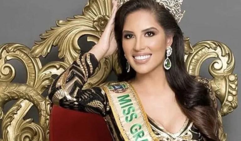 Eliana Roa, Miss Grand Venezuela 2020, vivió bochornoso accidente con su vestido 👀🔍