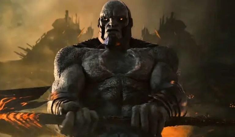 Liga de la Justicia: Presentan nuevo tráiler donde descubrimos cómo es la voz de Darkseid