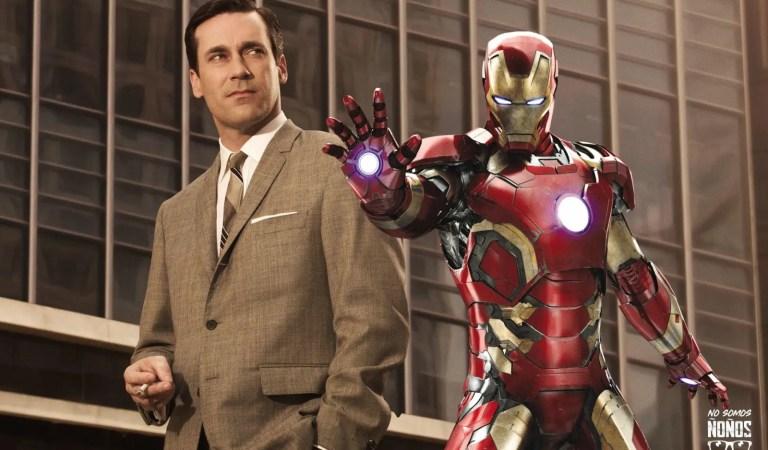 El panel de la WonderCon de 'Marvel's M.O.D.O.K.' revela un elenco de voces invitadas, incluyendo a Jon Hamm como Iron Man