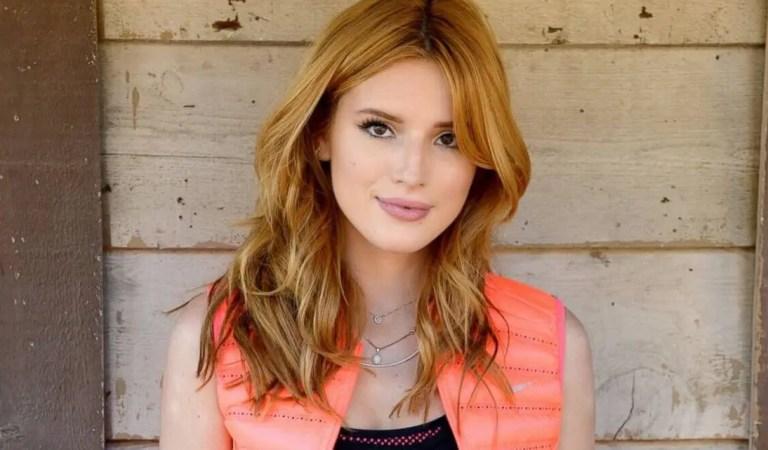 «Esa nunca fui yo»: Bella Thorne habló de la presión que acarrea ser un «niño Disney» 🥺😞