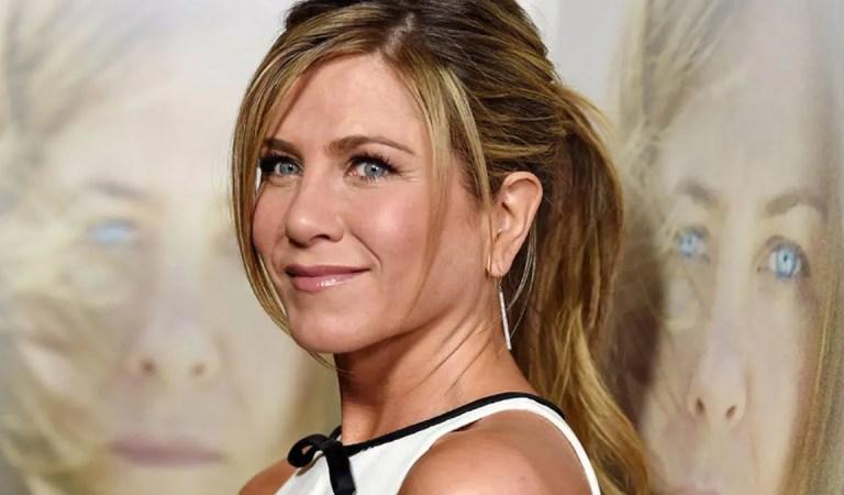 ¡Fin del misterio! Jennifer Aniston reveló el significado de su tatuaje '11 11′ 🧐😏