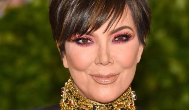 ¡Ahora sí les salió competencia! Kris Jenner también tendrá su línea de cosmética 😳💄