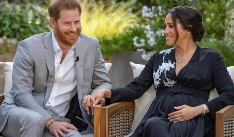 ¡Es una niña! Meghan Markle y el príncipe Harry hablaron de su segundo bebé 😍💖