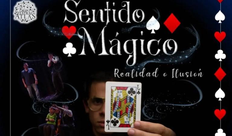 ¡Imperdible! «Sentido Mágico»: El show que mezcla la realidad con la ilusión 🔮