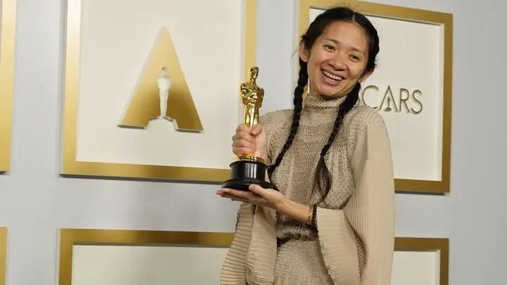 Chloé Zhao la directora que creció sin cine pero que de igual forma se ganó un Óscar