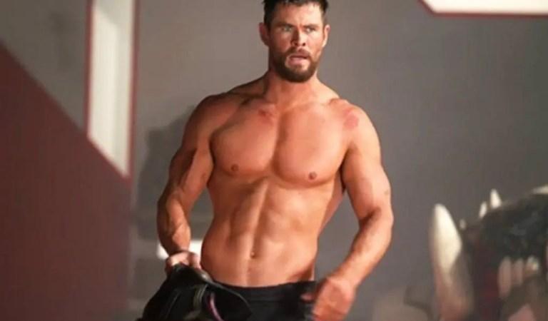 Chris Hemsworth cree que no lo ven cómo un actor serio por su físico