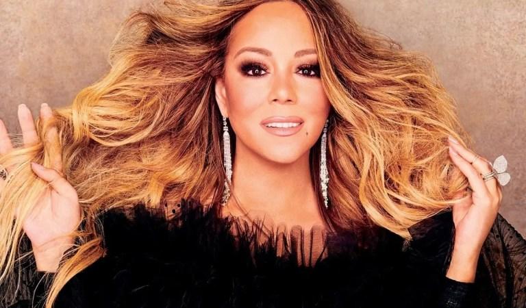 Mariah Carey llegó a su nota más alta al ser vacunada en contra del Covid-19 😅🤣