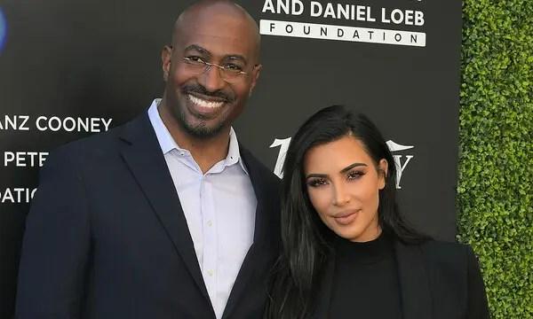 Kim Kardashian estaría saliendo con el conductor de CNN Van Jones