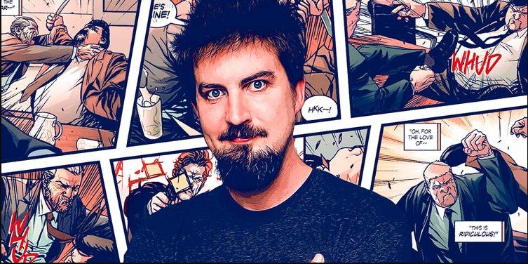 Adam Wingard dirige la adaptación cinematográfica del cómic 'Hardcore' de Robert Kirkman