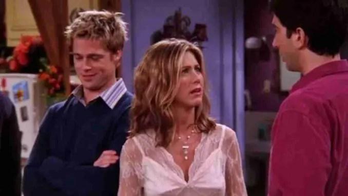 «Fue maravilloso»: Jennifer Aniston confesó que Brad Pitt fue su invitado favorito en Friends 🥰📺