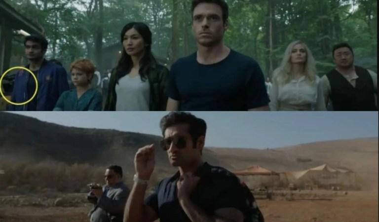 Eternals: El tráiler esconde una segunda referencia a Capitán América